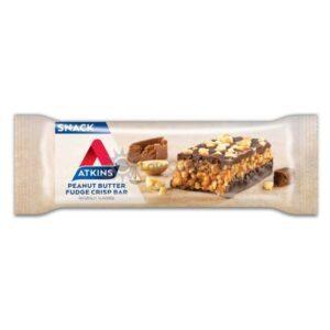 Atkins Usa Snack Peanut Fudge Crisp Reep