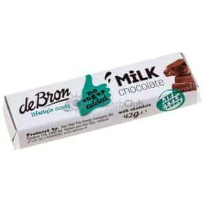 De Bron Milk Chocolate Reep