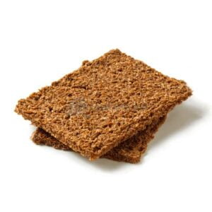 Gg Bran Koolhydraatarme Crackers Fiber Crispbread