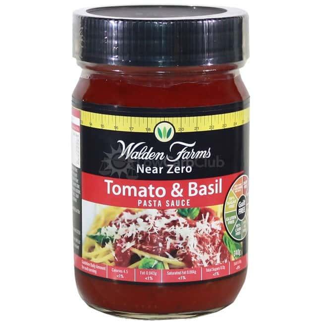Walden Farms Tomato Basil Pasta Saus