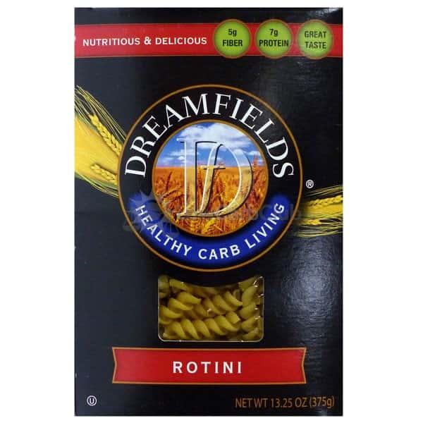 Dreamfields Koolhydraatarme Pasta Rotini
