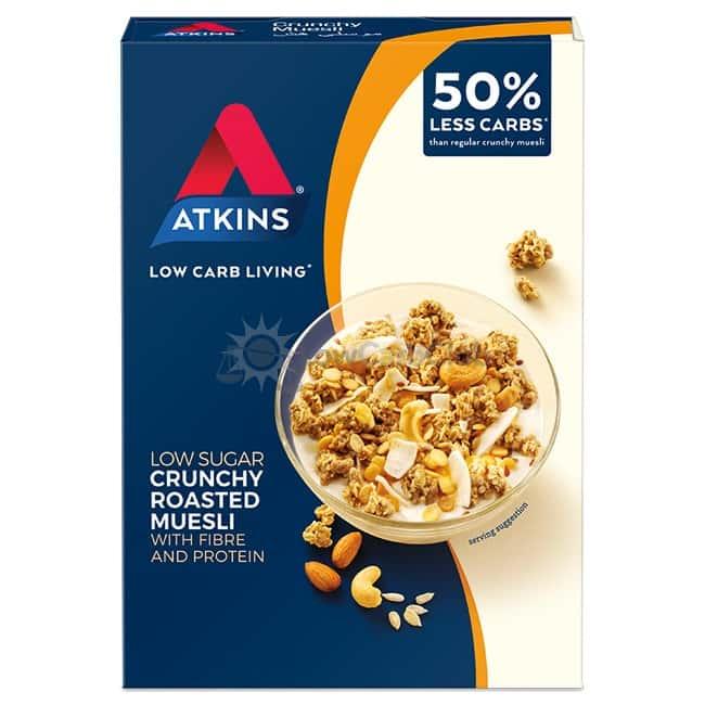 Atkins Crunchy Muesli