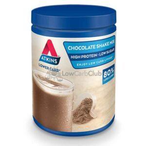 Atkins Shake Mix Chocolate