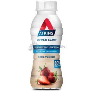 Atkins Shake Strawberry Rtd