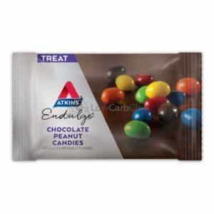 Atkins Usa Endulge Chocolate Peanut Candies Zakje
