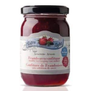 Suikervrije Jam Frambozen Extra Light Rabeko