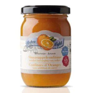 Suikervrije Jam Sinaasappel Extra Light Rabeko