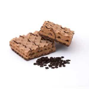 Delinutri Koolhydraatarme Wafels Chocolade
