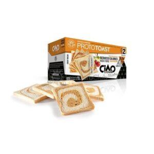Koolhydraatarme Toast Pomedori Pak1 Ciao Carb