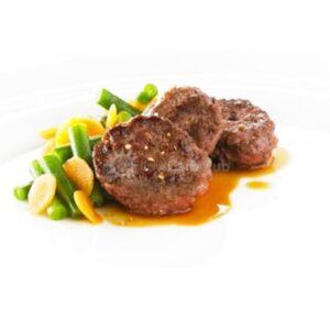 Koolhydraatarme Maaltijd Rundvlees Met Groenten Nutrisaveurs2