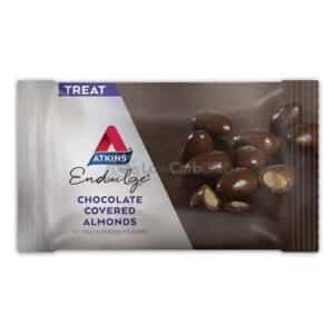Atkins Usa Endulge Chocolate Covered Almonds Zakje
