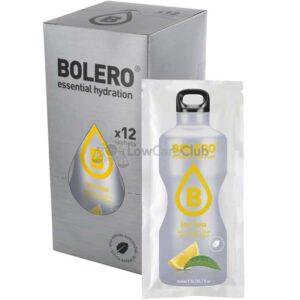 Bolero Ice Tea Lemon suikervrije limonade Doos Lowcarbclub
