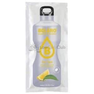 Bolero Ice Tea Lemon suikervrije limonade Zakje Lowcarbclub