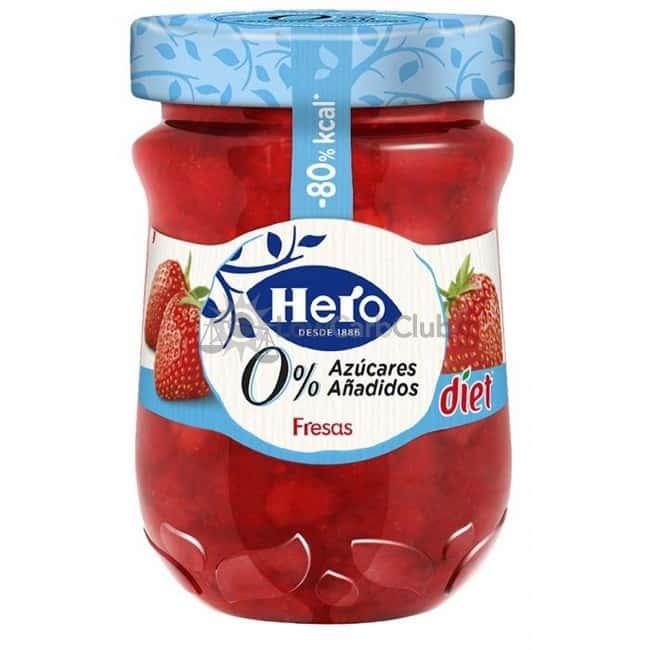 Hero Diet Aardbeien Jam