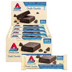 Atkins Repen Double Chocolate Doos
