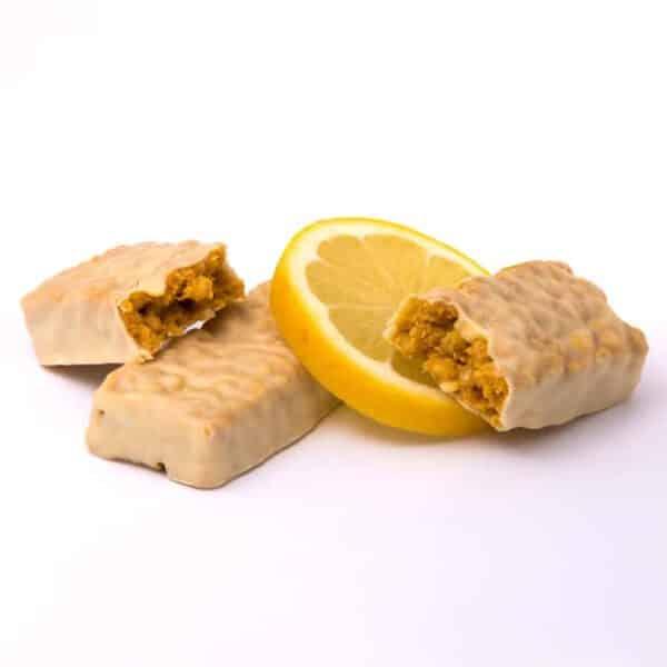 Delinutri Koolhydraatarme Reep Crunchy Citroentaart