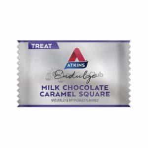 Atkins Usa Endulge Milk Chocolate Caramel Squares Zakje