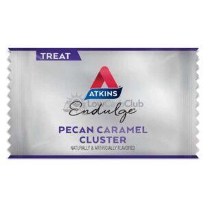 Atkins Usa Endulge Pecan Caramel Clusters Zakje
