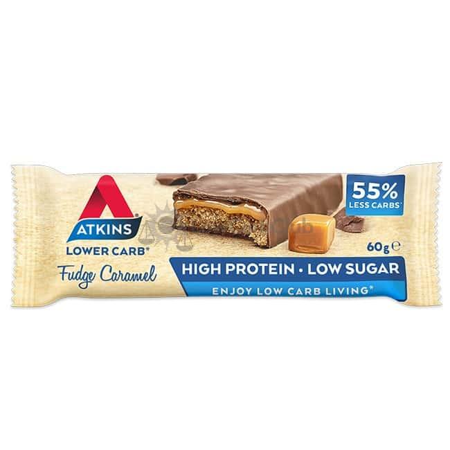 Atkins Reep Fudge Caramel