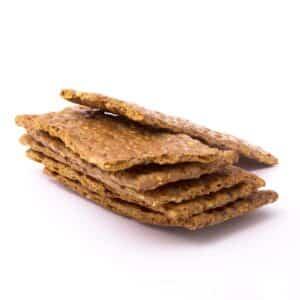 Delinutri Koolhydraatarme Crackers Naturel