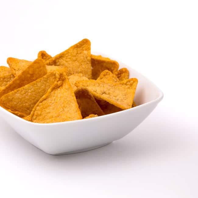Delinutri Koolhydraatarme Chips Tortitos Bacon