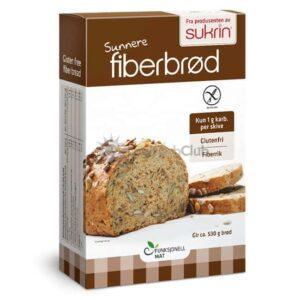Sukrin Fiberbrod Low Carb Club