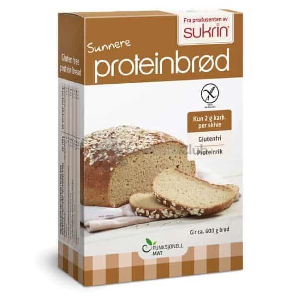 Sukrin Proteinbrod Low Carb Club