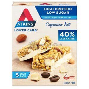 Atkins Reep Cappuccino Nut Doosje