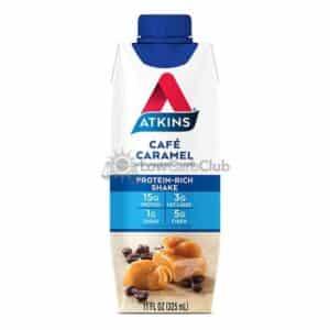 Atkins Rtd Cafe Caramel Shake