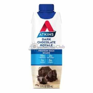 Atkins Rtd Dark Chocolate Royale Shake