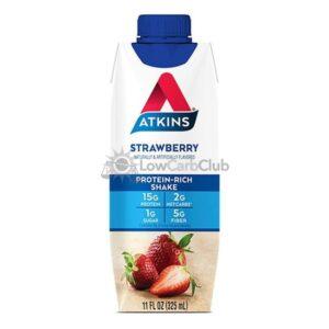 Atkins Rtd Strawberry Shake