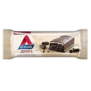 Atkins Usa Meal Cookies N Creme Reep
