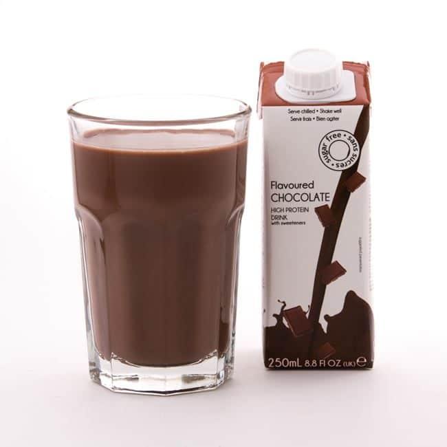 Drinkpakje Chocolade Kant En Klaar