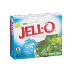 Jello Gelatinepoeder Suikervrij Lime