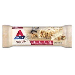 Atkins Usa Meal Vanilla Pecan Crisp Reep