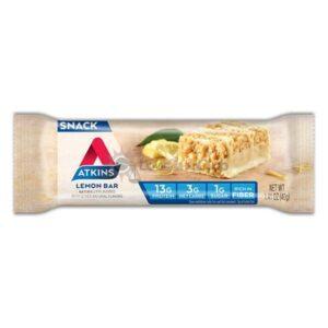 Atkins Usa Snack Lemon Reep