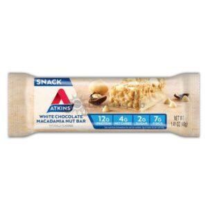 Atkins Usa Snack White Chocolate Macadamia Nut Reep
