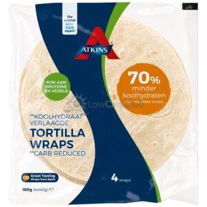 Atkins Wraps Tortilla
