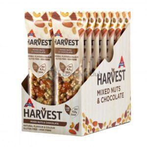 Atkins Repen Harvest Mixed Nuts Chocolate Doos