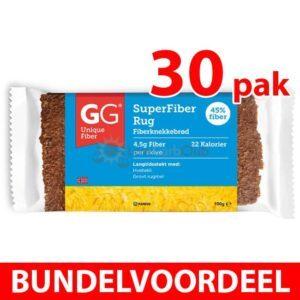 Gg Bran Crispbread Bundel Nieuw