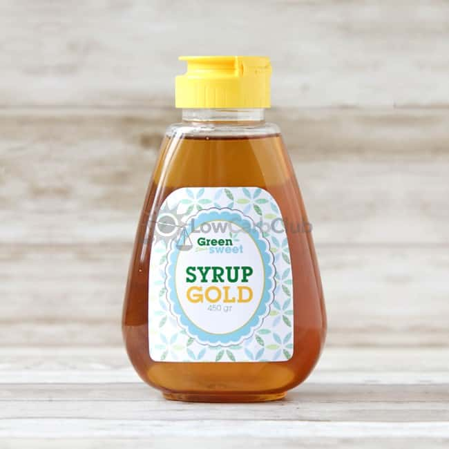 Greensweet Stevia Syrup Gold (450 Ml)