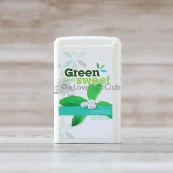 Greensweet Stevia Zoetjes Dispenser (200 St)2