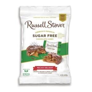 Suikervrije Chocolade Pecan Delight Russell Stover