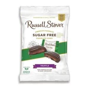 Suikervrije Chocolade Truffle Russell Stover