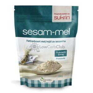 Sukrin Sesam Meel Low Carb Club