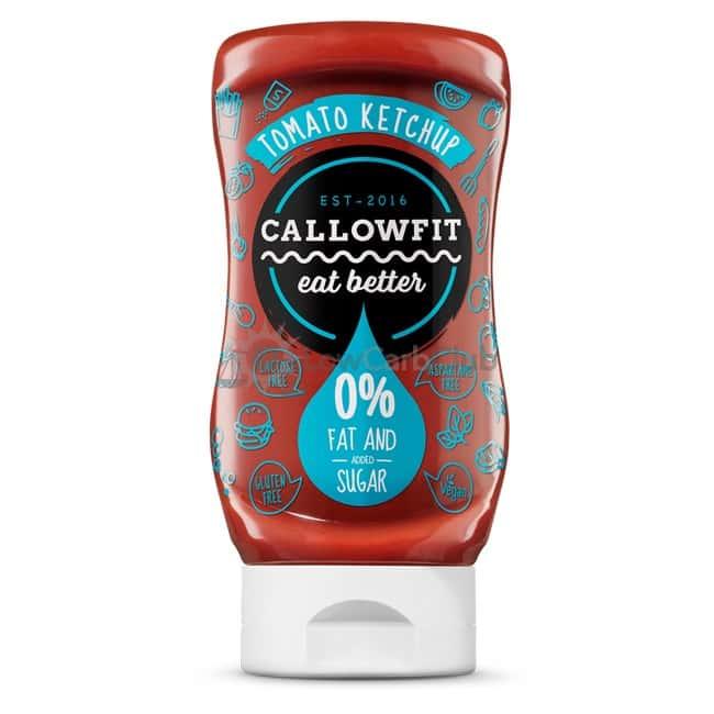 Callowfit Front Tomato Ketchup
