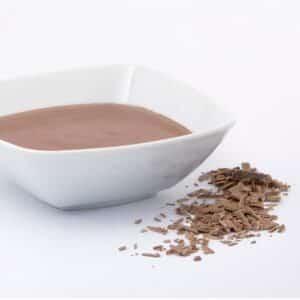 Delinutri Koolhydraatarme Pudding Chocolade