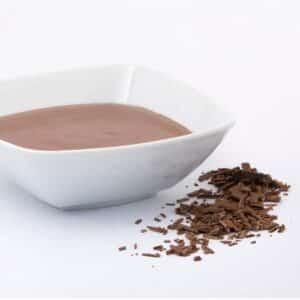 Delinutri Koolhydraatarme Pudding Pure Chocolade