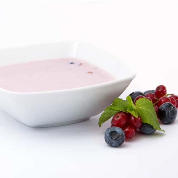 Delinutri Koolhydraatarme Pudding Yoghurt Bosvruchten