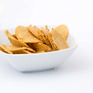 Delinutri Koolhydraatarme Chips Naturel